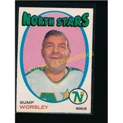 1971-72 O-Pee-Chee #241 Gump Worsley
