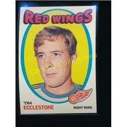 1971-72 Topps #52 Tim Ecclestone