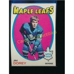 1971-72 Topps #57 Jim Dorey