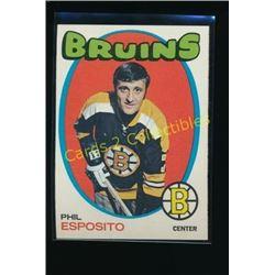 1971-72 Topps #20 Phil Esposito
