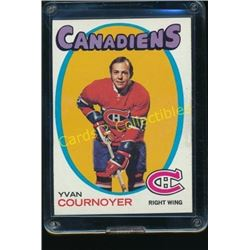1971-72 Topps #15 Yvan Cournoyer