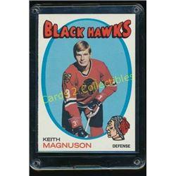 1971-72 Topps #69 Keith Magnuson