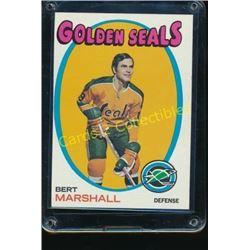 1971-72 Topps #73 Bert Marshall