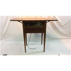 Bendix End Table Radio Model 646a