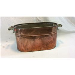 Copper Boiler No Lid