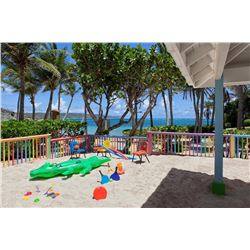 Premium Beach Vacation Accommodation for Three Rooms At St. James Club & Villas in Antigua