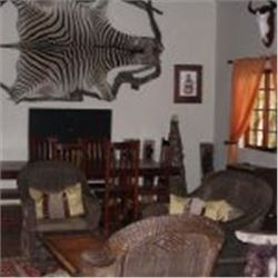 Luxury Hunting Adventure with Kuvhima Safari in Limopopo, South Africa For 2 For 12 Days