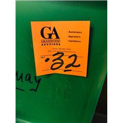 1 Greenlee 1725 Hydraulic Pump w/case