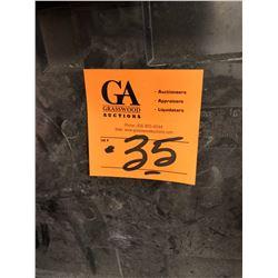 """1 DeWalt Electric 1 1/8""""- DW304P Reciprocating Saw w/case"""