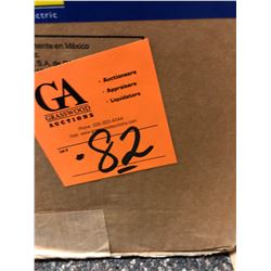1 Square D, AC Magnetic Starter (new in box)