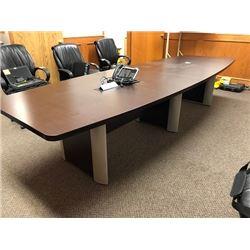 1 Newer Beautiful Board Room Table