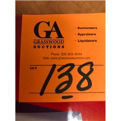 1 Heat Seal H110 Badge & Photo size Laminator (new in box)