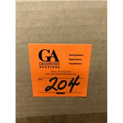 2 Boxes of Sona D-1-H02W04 Baseboard Fixtures