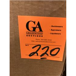 2 Cases of 14 Various Size Filters (16x24x2, 16x25x4, 20x24x4)