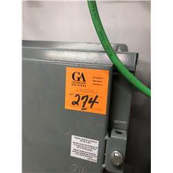 1 New HD Safety Switch #CHU366AWK - Series E05