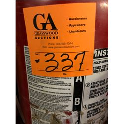 2 ABC Fire Extinguishers Model WBDL-20 LB Charged