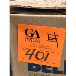 4 Boxes Beldon Blue Cable (2 Partial Boxes & 2 Full Boxes, App 1290')