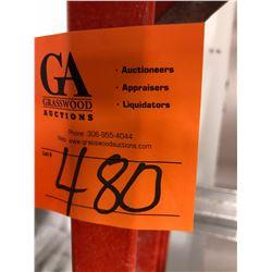 1 - 10' Louisville Aluminum Ladder