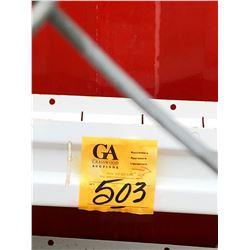 3 Weather Guard Truck Shelves
