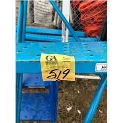 Unitran Mobile Ladder & Small Mobile Steps