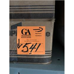 Ace - 8 Cases of Anchor Bolts, 4 Cases of Clamps, Brackets, B-Line Parts