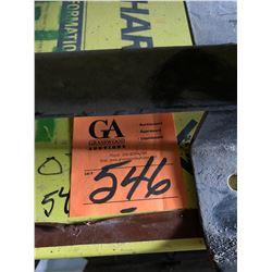 Rhino Box, Portable Arrow Hart Power Supply 50 AMP, 120/240 Vac, 60 Hz, 3 Pole, 4 Wire Ground