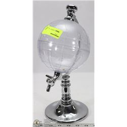 GLOBE SHAPED LIQUID DISPENSER