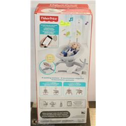 FISHER PRICE SMART CONNECT 4 IN 1 CRADLE N SWING.