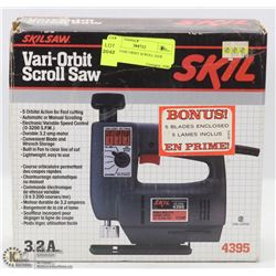 SKIL - VARI ORBIT SCROLL SAW