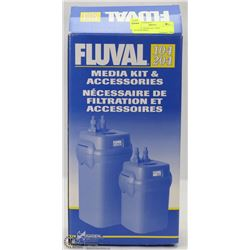 FLUVAL MEDIA KIT AND ACCESSORIES