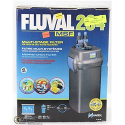 FLUVAL 204 MSF MULTI-STAGE FILTER FOR FRESH OR