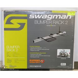 NEW SWAGMAN BUMPER RACK 2