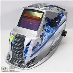 NEW AUTO DARKENING WELDING MASK