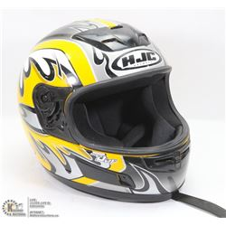 HJC MOTORCYCLE HELMET - UNKNOWN SIZE