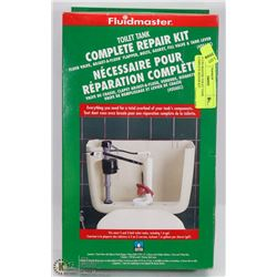 FLUID MASTER TOILET TANK COMPLETE REPAIR KIT