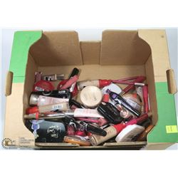 BOX OF ASSORTED MAKEUP