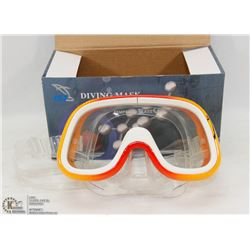 NEW OLD STOCK DIVING MASK