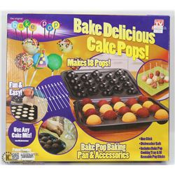 NEW BAKE PEP BAKING PAN & ACCESSORIES SET