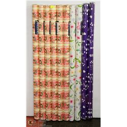 BUNDLE OF WRAPPING PAPER