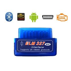 NEW ELM 327 OBD 2 BLUETOOTH SCANNER