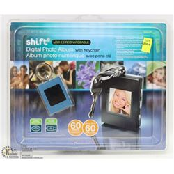 USB 2.0 RECHARGEABLE DIGITAL PHONE ALBUM
