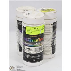 3 PACK OF AUTO PAINT PEARL ADDITIVE