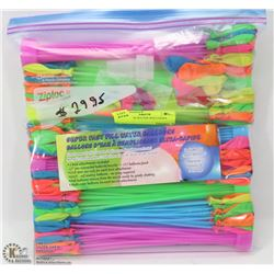 PACK OF 296 WATER BALLOONS