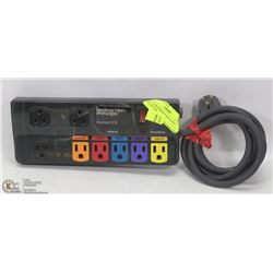 MONSTER POWER BAR & SURGE PROTECTOR