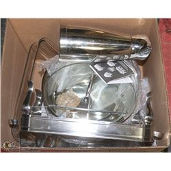 ASSORTED CHAFING DISHES