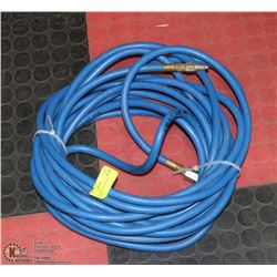 """AIR LINE HOSE APPROX 30FT, SERIES 1210, 1/4"""" ID,"""