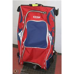 33INCH GRIT STAND UP HOCKEY BAG