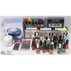 NEW MAGIC TOUCH NAIL DRYER SALON