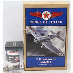 SEALED WINGS OF TEXICO AUTHENTICALLY