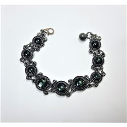 5) VINTAGE INSPIRED SILVER TONE AND